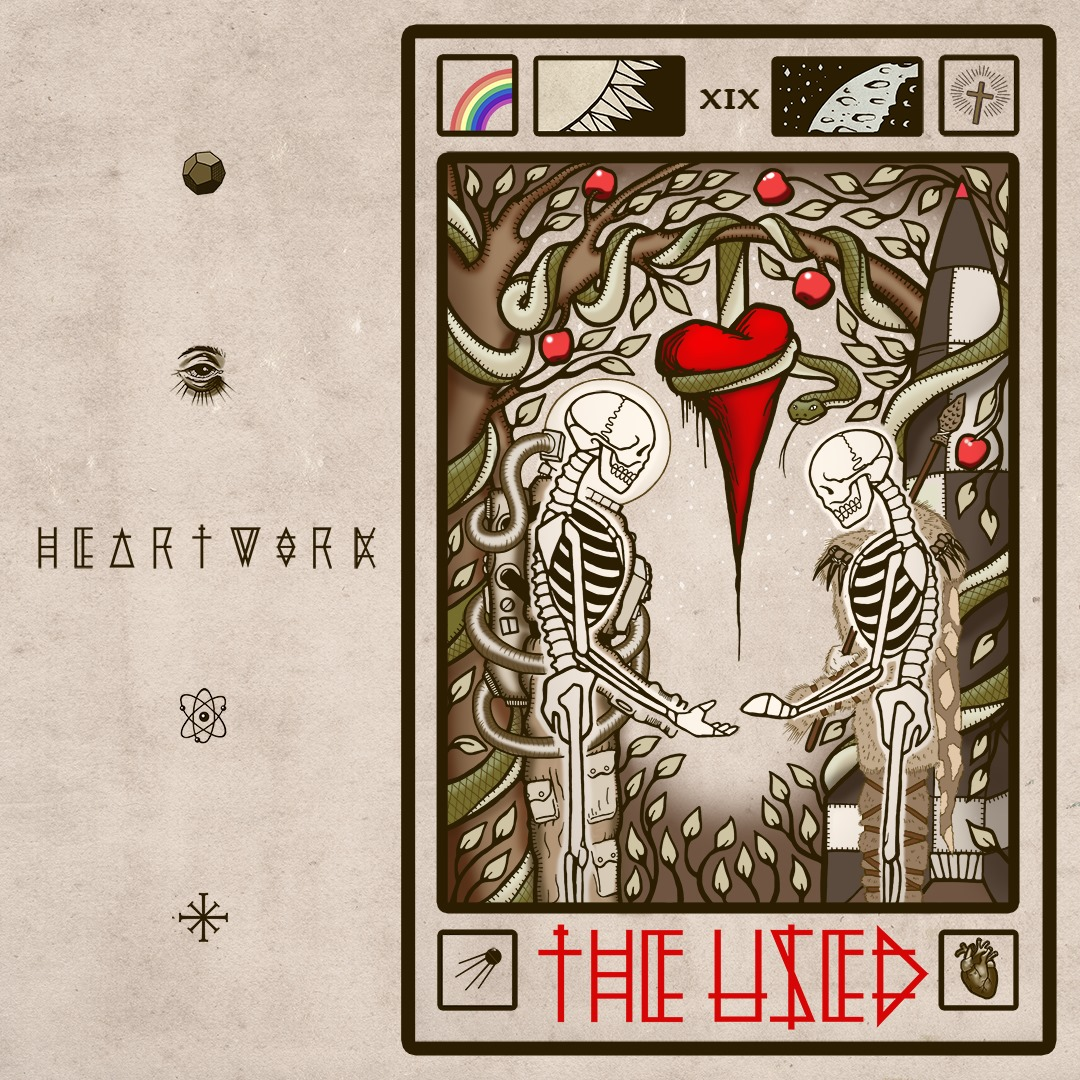 Review | The Used - Heartwork - Pozzo Live